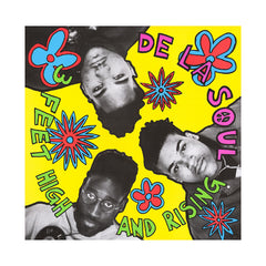 De La Soul - '3 Feet High And Rising' [(Black) Vinyl [2LP]]
