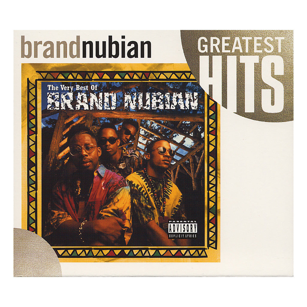 <!--020010918012502-->Brand Nubian - 'The Very Best Of (Greatest Hits)' [CD]