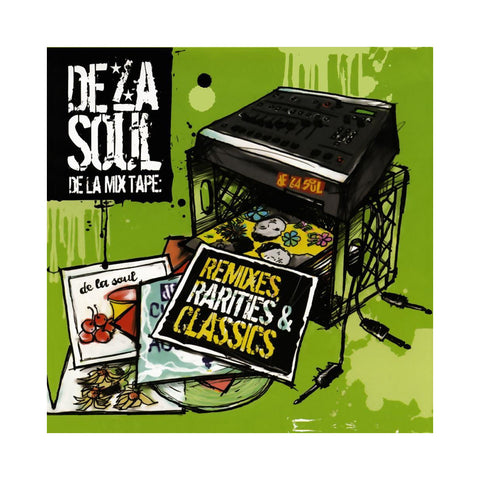 "[""De La Soul - 'De La Mix Tape: Remixes, Rarities & Classics' [CD]""]"