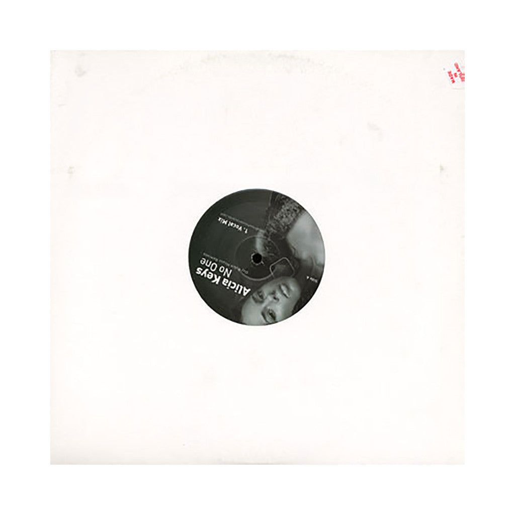 "Alicia Keys - 'No One (Guy Robin House Remix)/ No One (Underground Mix)' [(Black) 12"" Vinyl Single]"