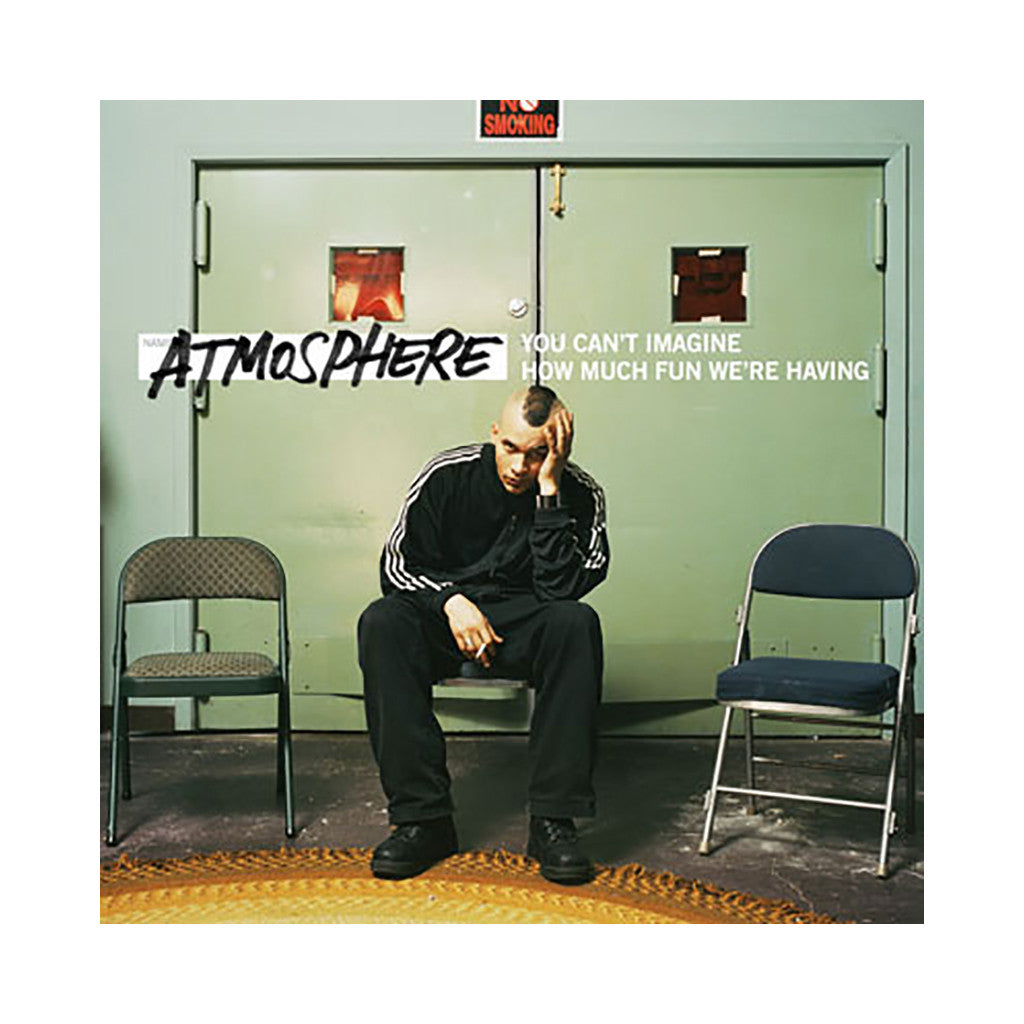 Atmosphere - 'You Can't Imagine How Much Fun We're Having' [(Black) Vinyl [2LP]]