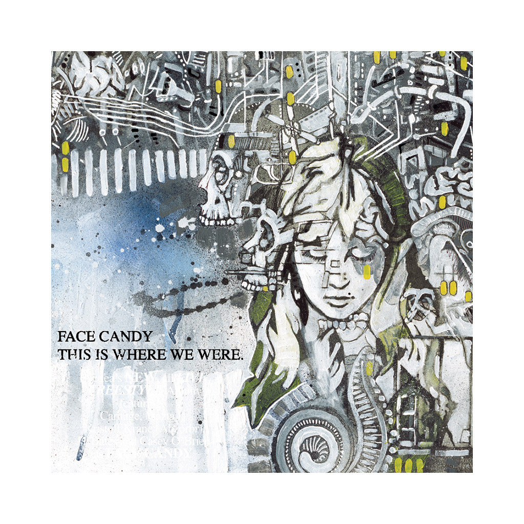 Face Candy - 'This Is Where We Were' [CD]
