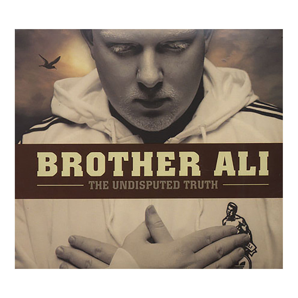 <!--020070410008965-->Brother Ali - 'The Undisputed Truth' [(Black) Vinyl [2LP]]