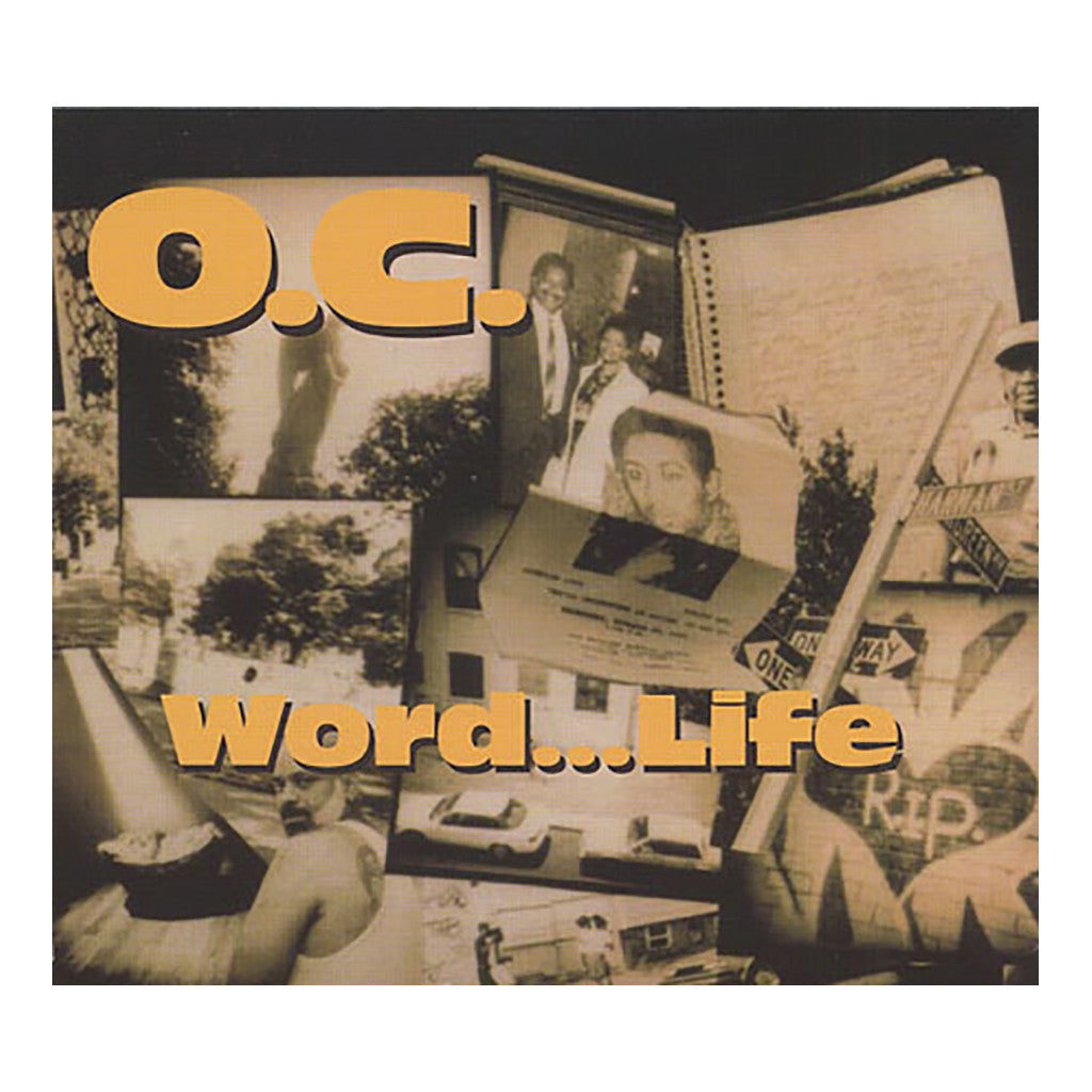 <!--020040810011309-->O.C. - 'Word...Life (Digipack)' [CD]