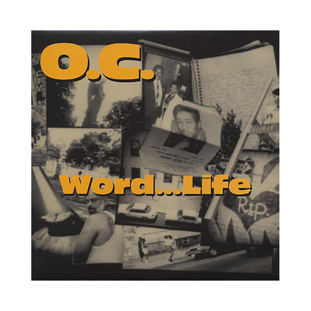 O.C. - 'Word...Life' [(Black) Vinyl [2LP]]