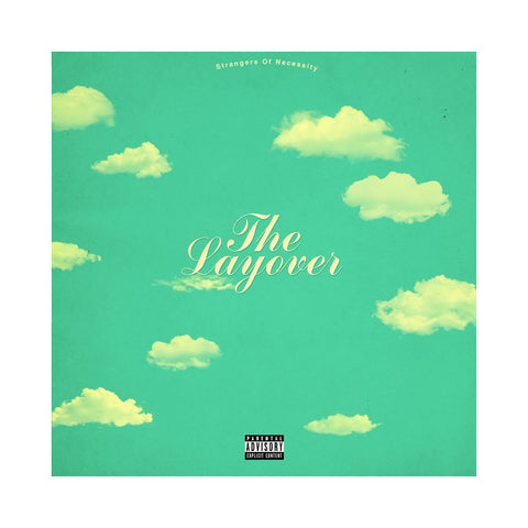 Strangers Of Necessity - 'The Layover' [(Black) Vinyl LP]