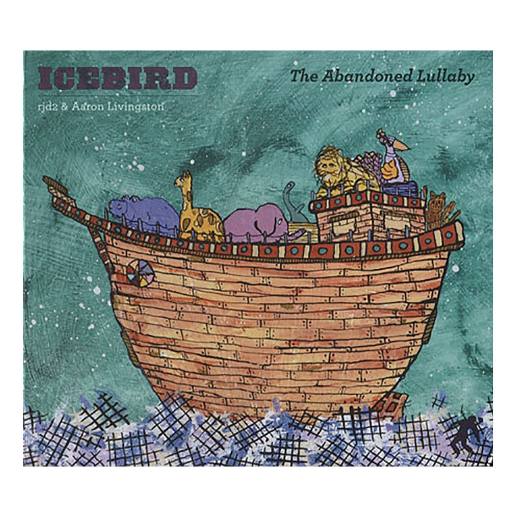 <!--2011101154-->Icebird - 'The Abandoned Lullaby' [CD]