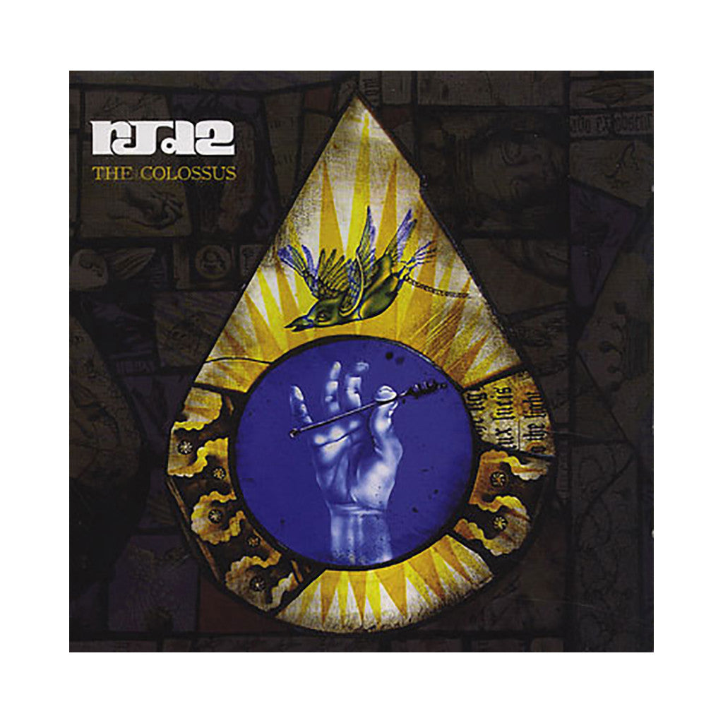 <!--2010011912-->RJD2 - 'The Colossus' [CD]