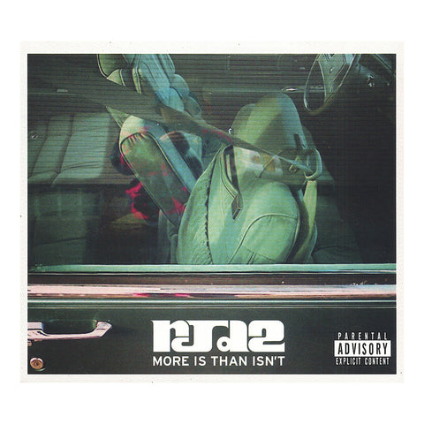 RJD2 - 'More Is Than Isn't' [CD]