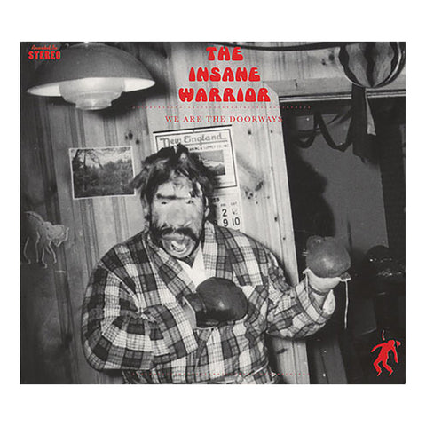 The Insane Warrior - 'We Are The Doorways' [CD]