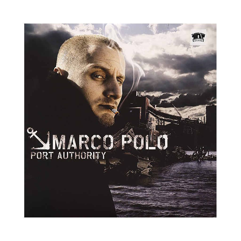 <!--020070515009578-->Marco Polo - 'Port Authority' [CD]