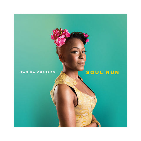 Tanika Charles - 'Soul Run' [CD]