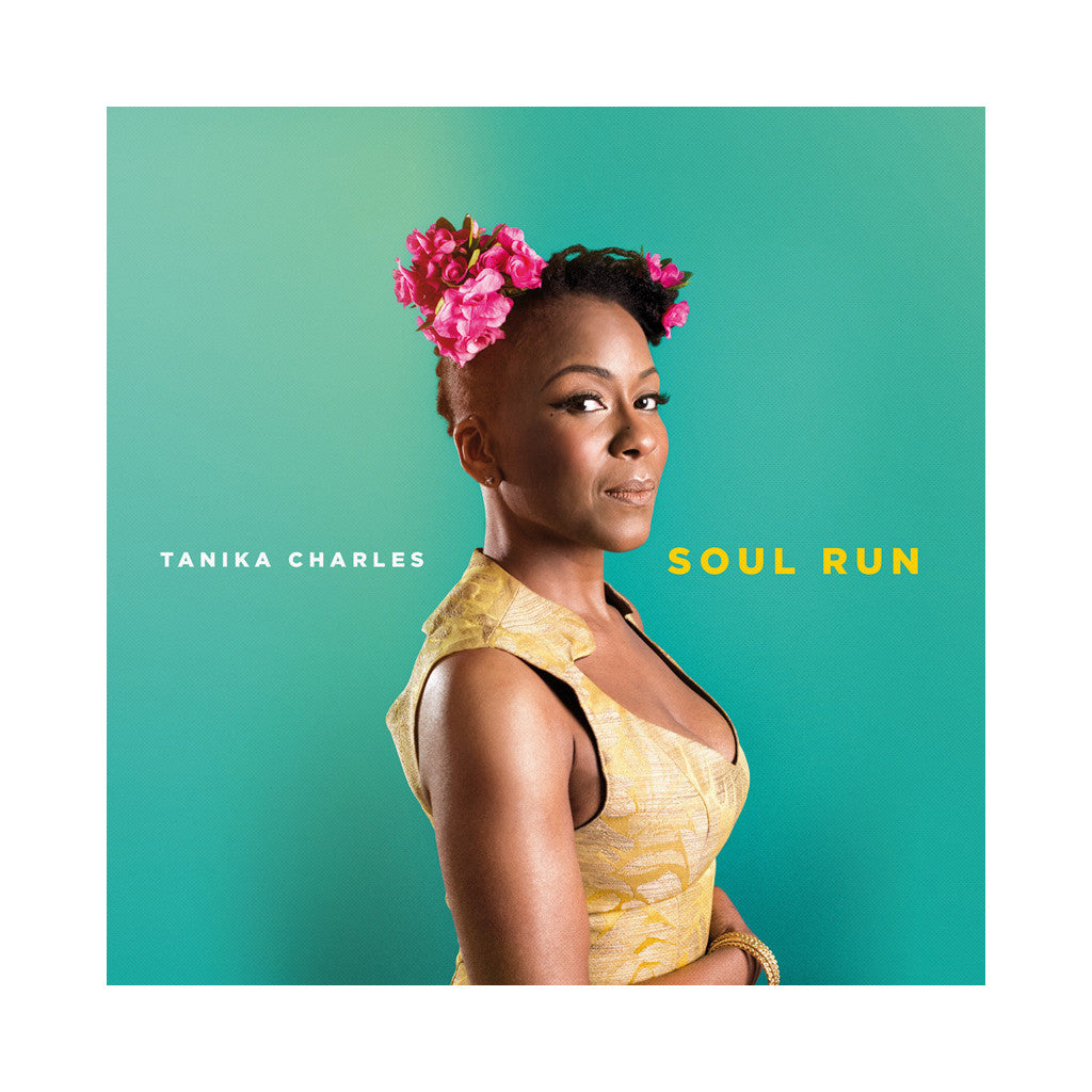 Tanika Charles - 'Soul Run' [(Black) Vinyl LP]