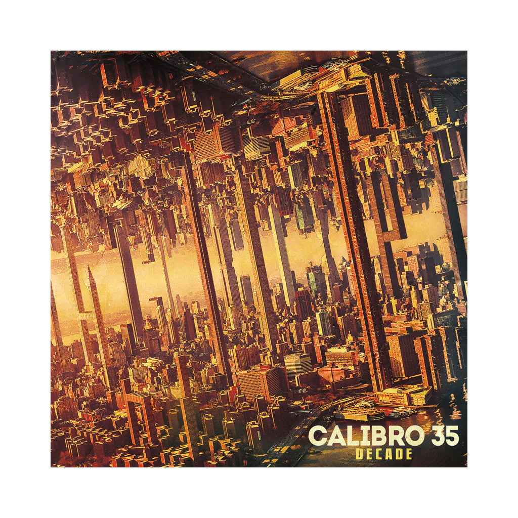 Calibro 35 - 'DECADE' [CD]