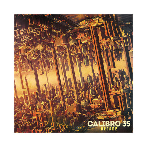 "[""Calibro 35 - 'DECADE' [(Black) Vinyl LP]""]"