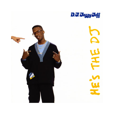 "[""DJ Jazzy Jeff & The Fresh Prince - 'He's The DJ, I'm The Rapper (Expanded Version)' [CD [2CD]]""]"