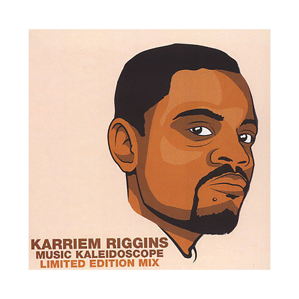 <!--020100216020125-->Karriem Riggins - 'Music Kaleidoscope' [CD]