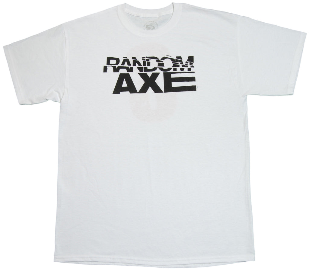 <!--020120117040689-->Random Axe - 'Official Logo' [(White) T-Shirt]
