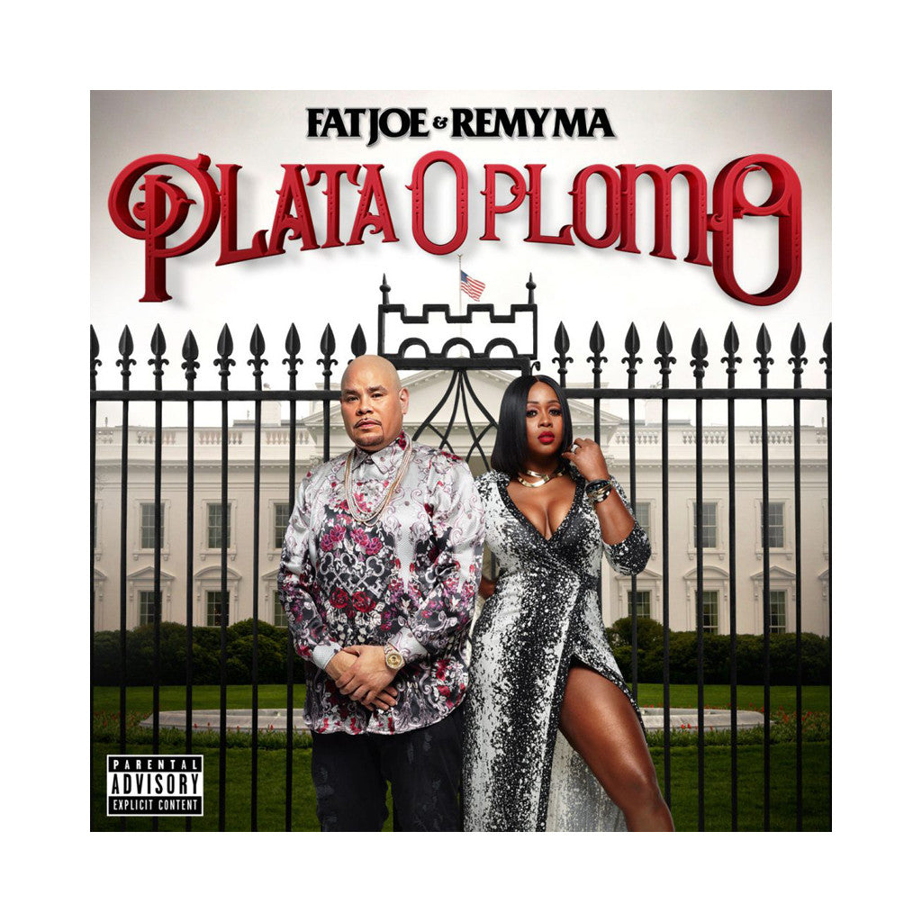 Fat Joe & Remy Ma - 'Plata O Plomo' [CD]