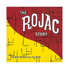 <!--120130319000228-->Various Artists - 'The Rojac Story: The Best Of Rojac & Tay-Ster' [(Black) Vinyl [2LP]]