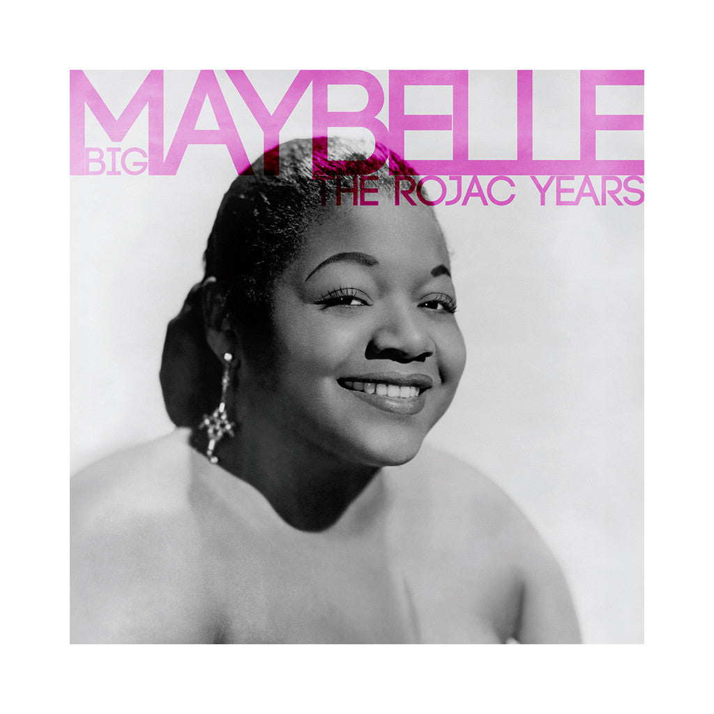 <!--2012121134-->Big Maybelle - 'Best Of The Rojac Years' [CD]