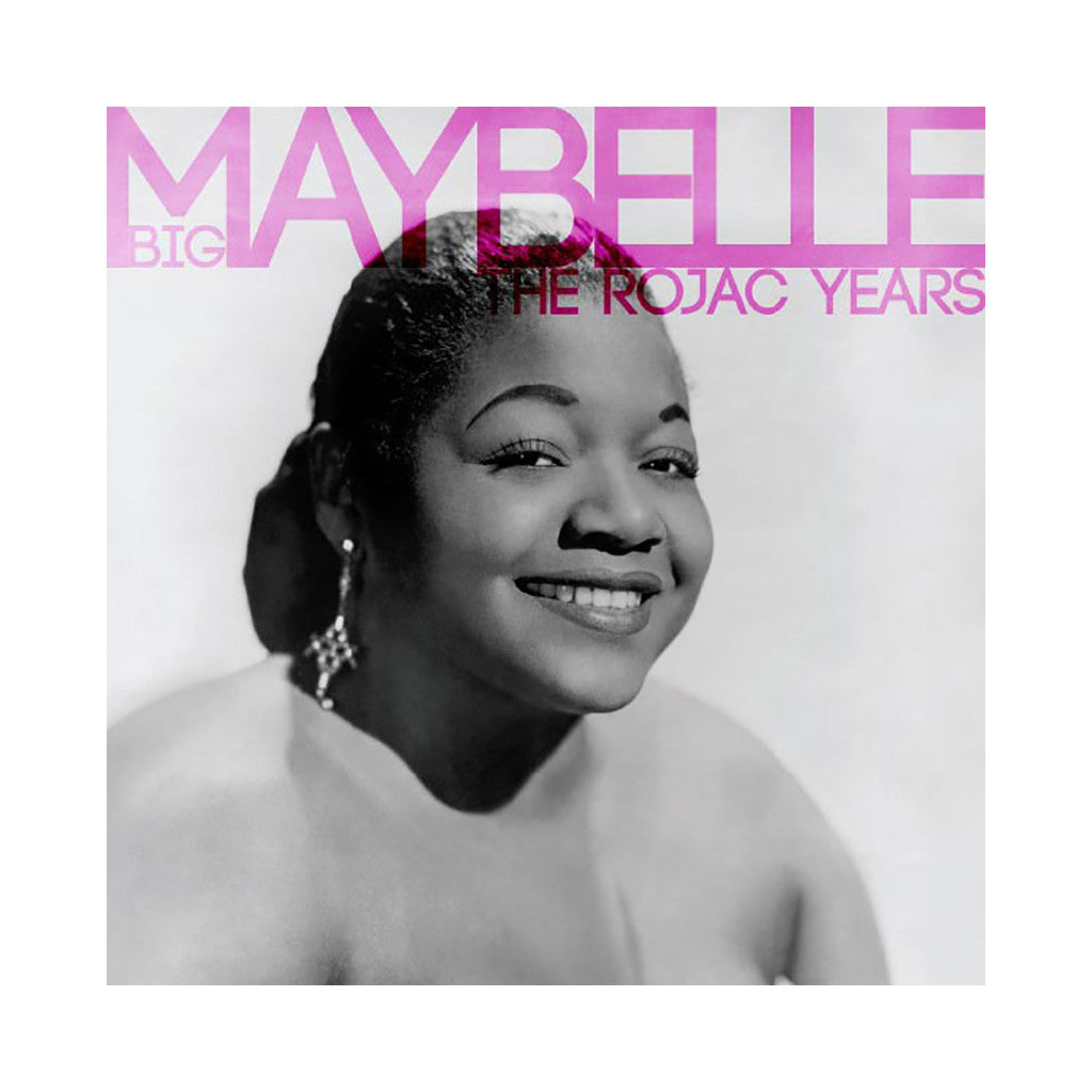 Big Maybelle - 'Best Of The Rojac Years' [(Black) Vinyl LP]