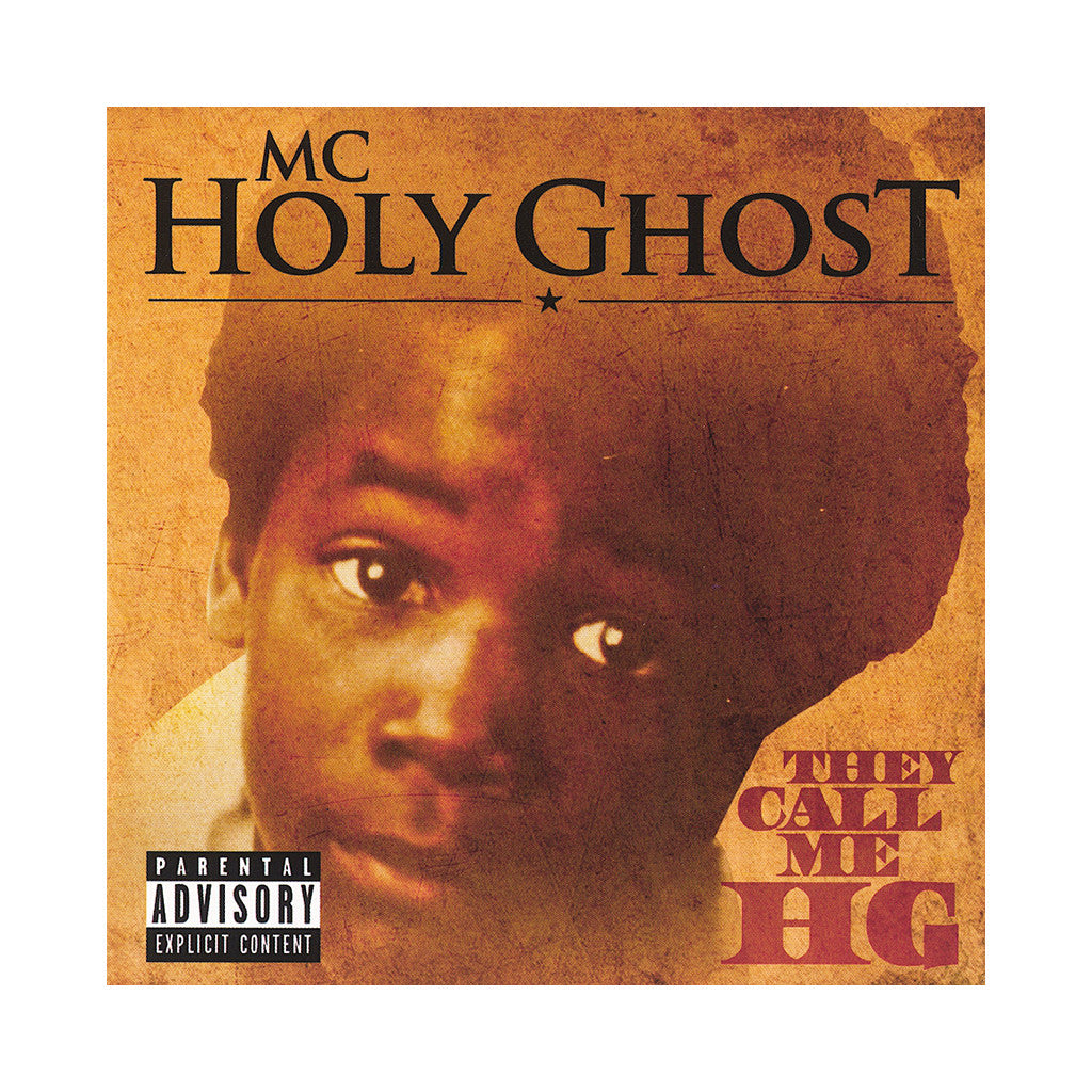 <!--2013100109-->MC Holy Ghost - 'They Call Me HG' [CD]