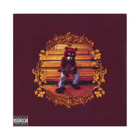 Kanye West - 'The College Dropout' [(Black) Vinyl [2LP]]