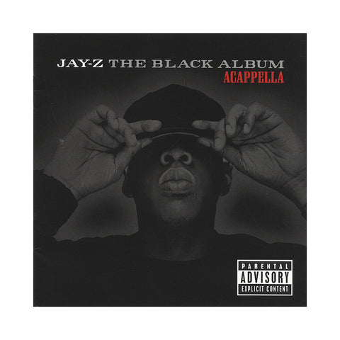 "[""Jay-Z - 'The Black Album (Acapellas)' [CD]""]"