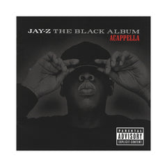 <!--120040511002926-->Jay-Z - 'The Black Album (Acapellas)' [CD]