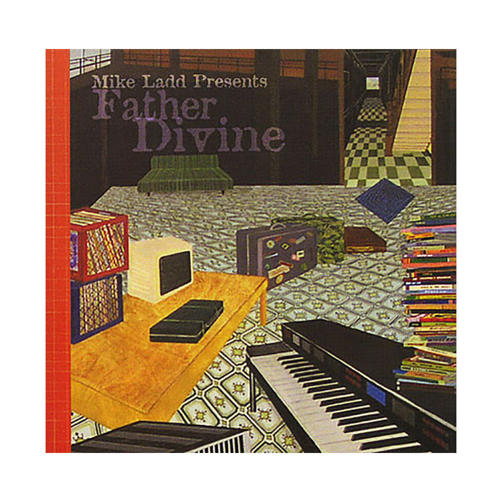 Mike Ladd Presents Father Divine - 'Father Divine' [CD]