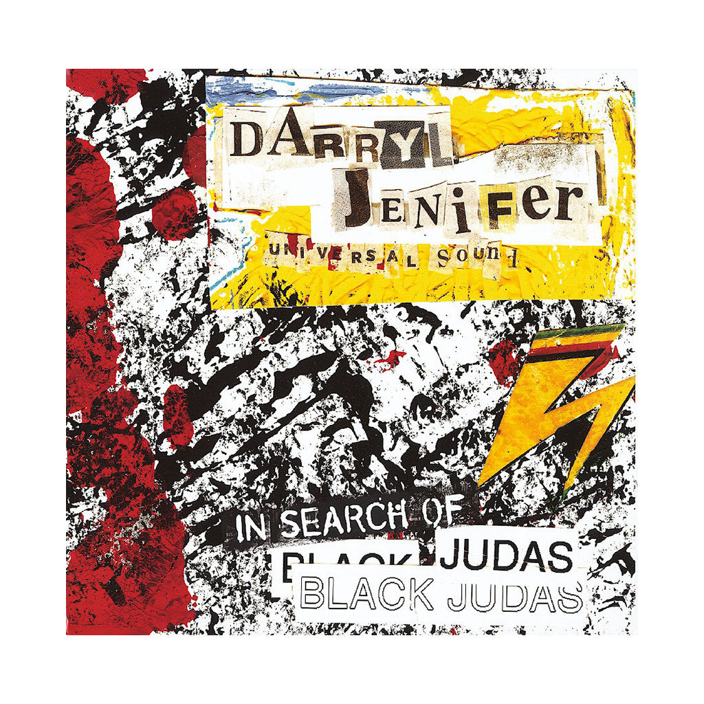 Darryl Jenifer - 'In Search Of Black Judas' [CD]