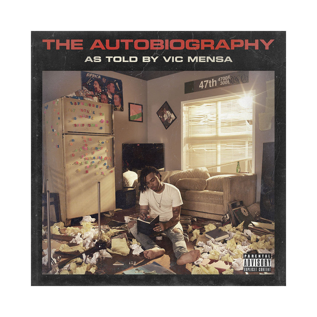 Vic Mensa - 'The Autobiography' [CD]