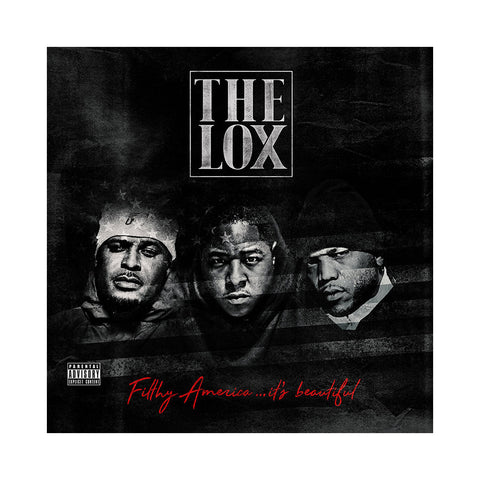 The L.O.X. - 'Filthy America...It's Beautiful' [CD]
