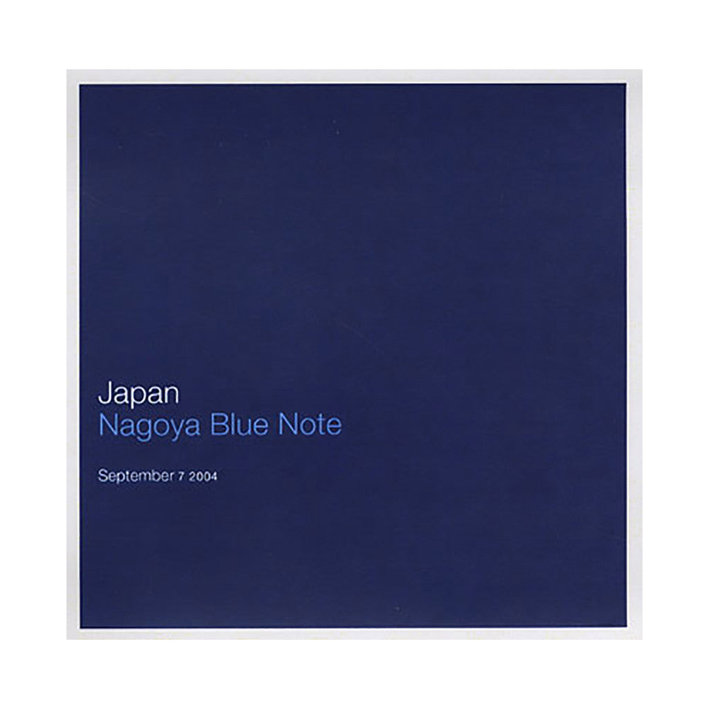 The Roots - 'Nagoya Blue Note: Live In Japan - September 7, 2004' [CD]