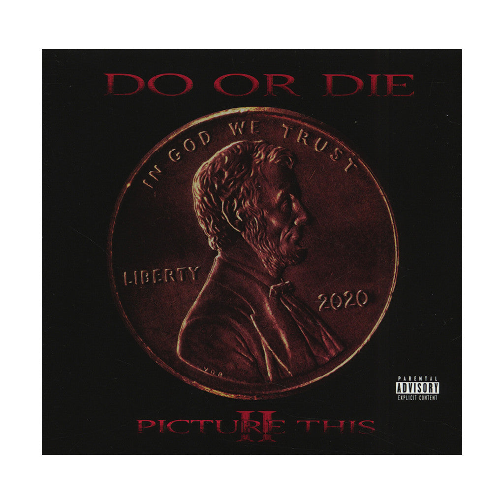 do or die picture this 2 cd cover art tracklisting