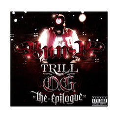 Bun B - 'Trill O.G.: The Epilogue' [CD]