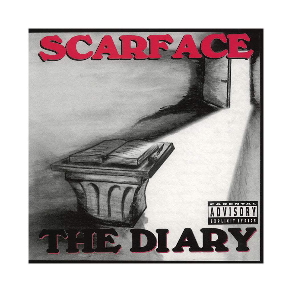 <!--119941018001329-->Scarface - 'The Diary' [CD]