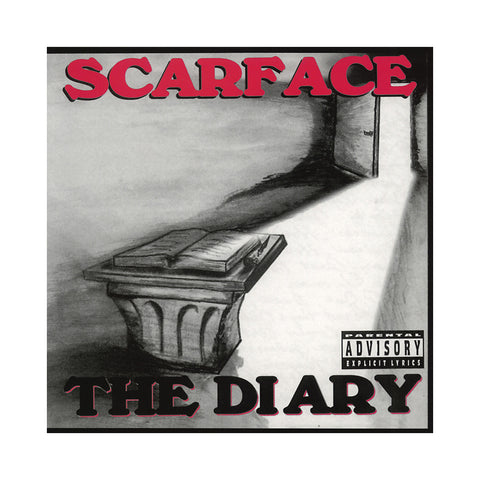 "[""Scarface - 'The Diary' [CD]""]"