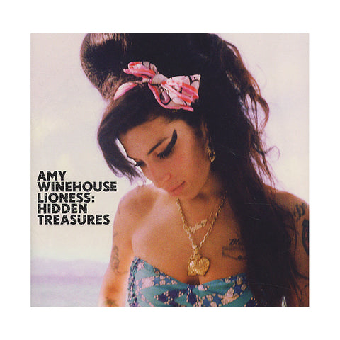 "[""Amy Winehouse - 'Lioness: Hidden Treasures' [CD]""]"