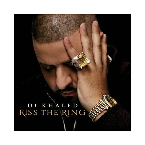DJ Khaled - 'Kiss The Ring' [CD]