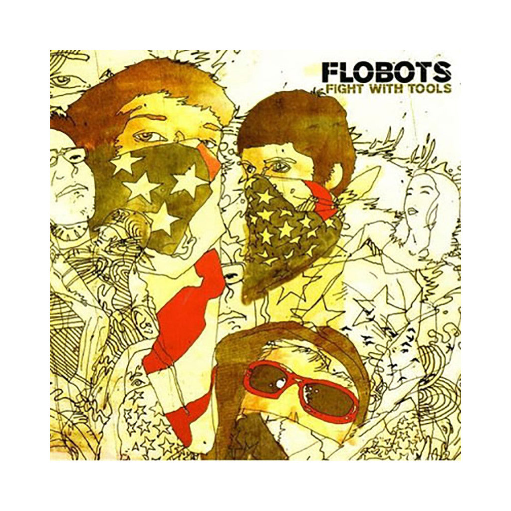 Flobots - 'Fight With Tools' [(Black) Vinyl [2LP]]