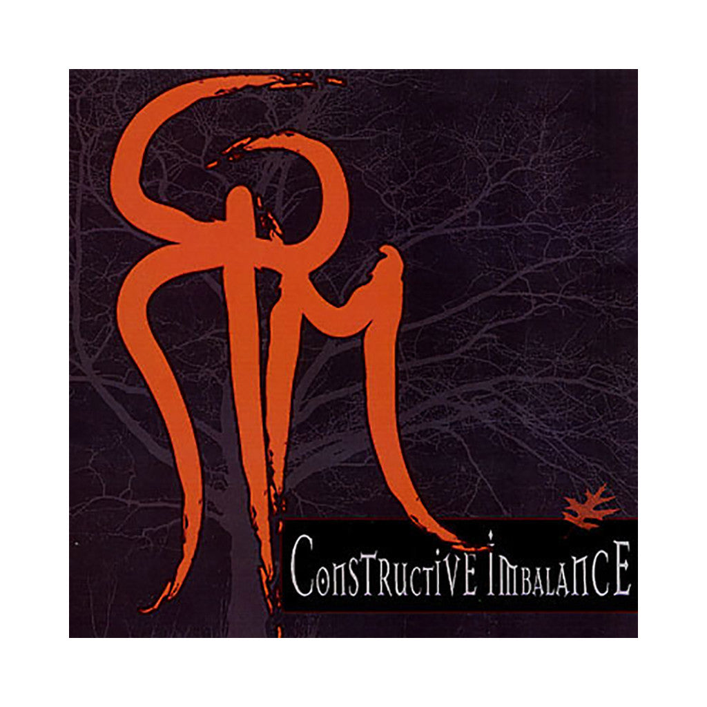 RpM (The Brown Robe) - 'Constructive Imbalance' [CD]