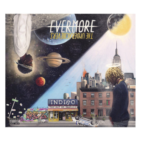 The Underachievers - 'Evermore - The Art Of Duality' [CD]