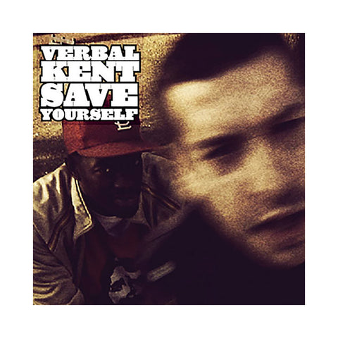 Verbal Kent - 'Save Yourself' [CD]
