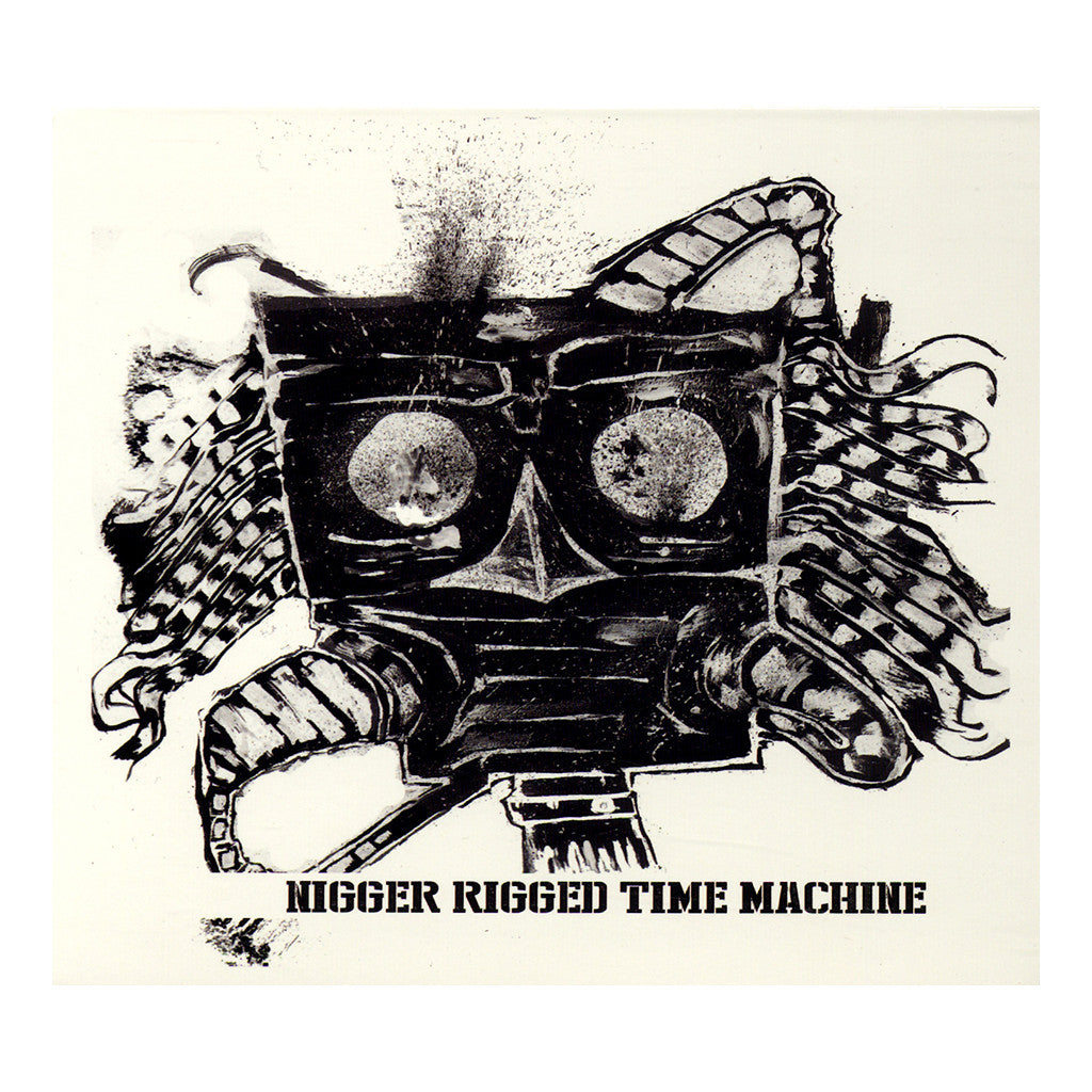 <!--020131217060807-->Tomorrow Kings - 'Nigger Rigged Time Machine' [CD]
