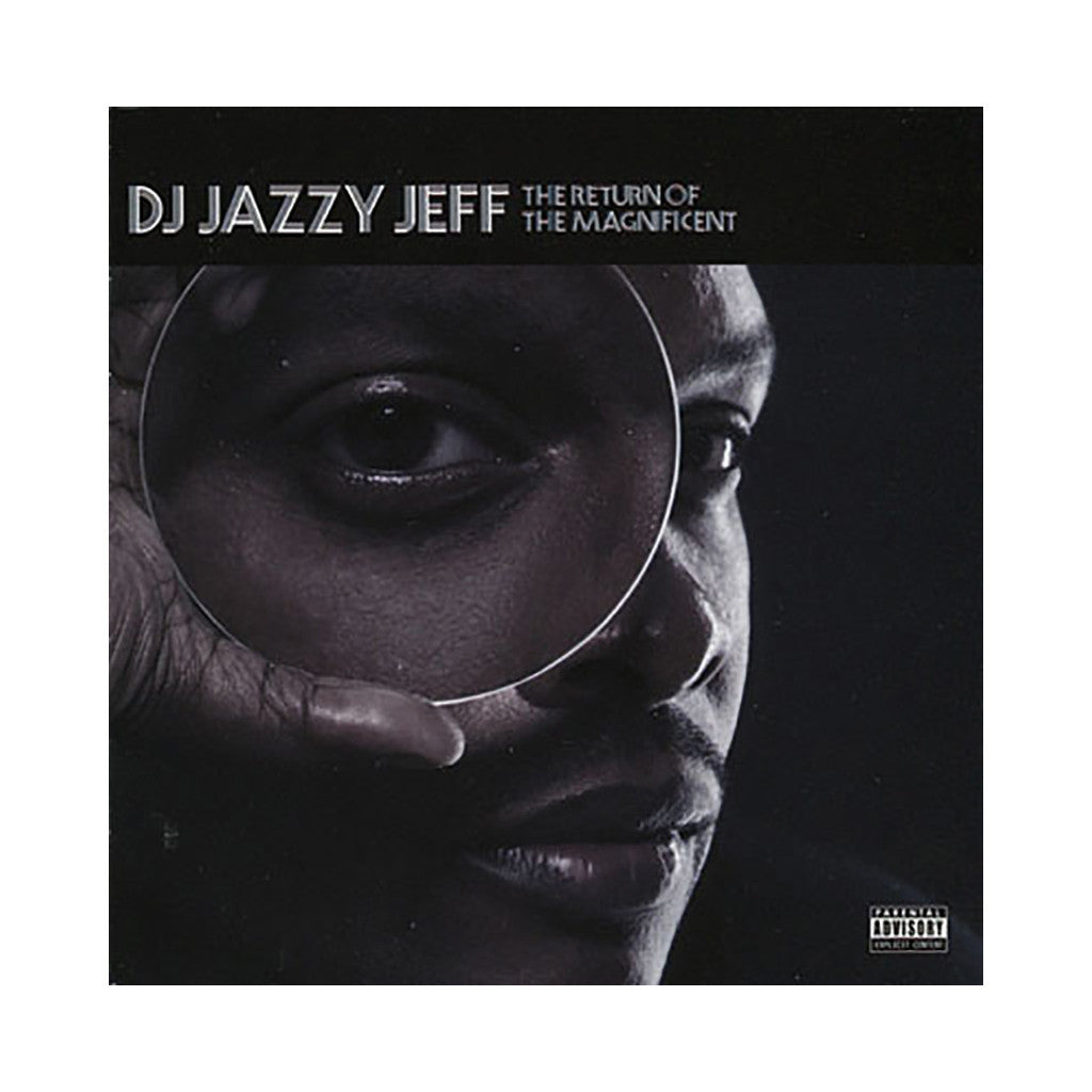 <!--020070508009360-->DJ Jazzy Jeff - 'The Return Of The Magnificent' [CD]