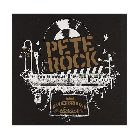 "[""Pete Rock (Compiled By: Amir) - 'Underground Classics' [CD]""]"