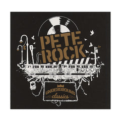 <!--120060919007911-->Pete Rock (Compiled By: Amir) - 'Underground Classics' [CD]
