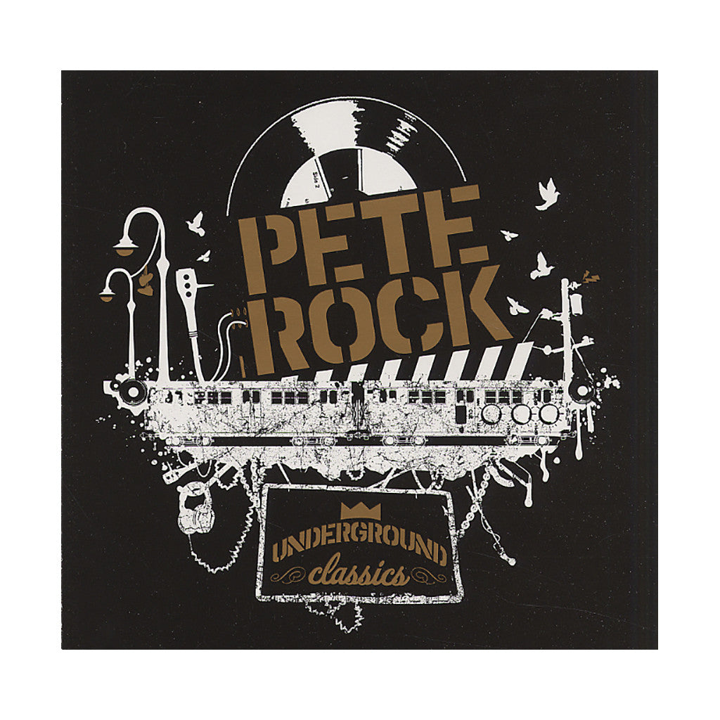<!--2001043033-->Pete Rock - 'Give It To Y'all' [Streaming Audio]